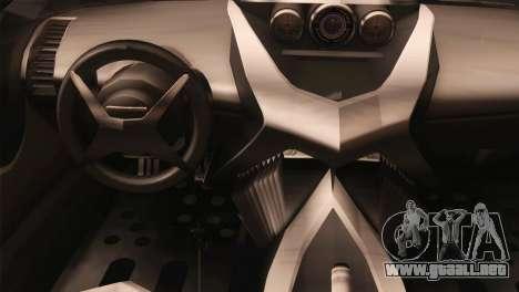 SuperMotoXL CONXERTO v2.0 para la visión correcta GTA San Andreas
