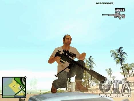 L115A3 Sniper Rifle para GTA San Andreas