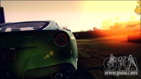 Sonic Unbelievable Shader v7 para GTA San Andreas tercera pantalla