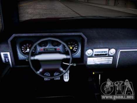 Bobcat insípida XL de GTA V para la visión correcta GTA San Andreas