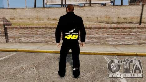 Prendas de vestir-Alpinestars - para GTA 4 segundos de pantalla