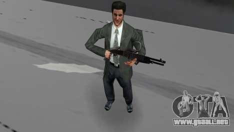 SPAS 12 para GTA Vice City sucesivamente de pantalla