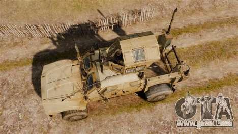 Oshkosh M-ATV para GTA 4 visión correcta