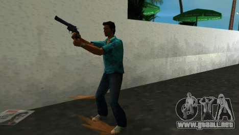 Anaconda para GTA Vice City segunda pantalla
