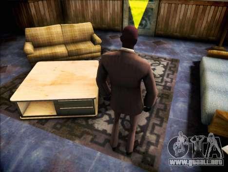 Espía de Team Fortress 2 para GTA San Andreas tercera pantalla