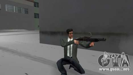 SPAS 12 para GTA Vice City tercera pantalla
