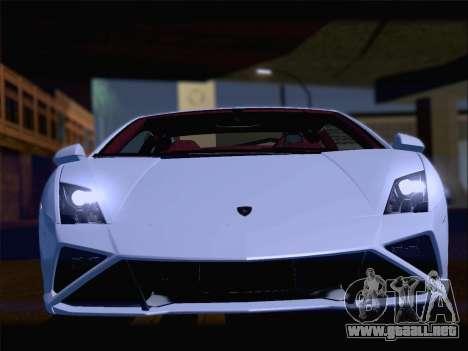 Lamborghini Gallardo 2013 para el motor de GTA San Andreas