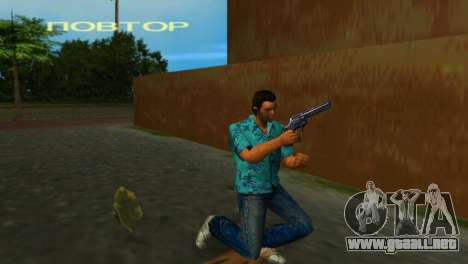 Anaconda para GTA Vice City quinta pantalla