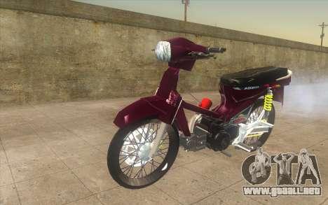 Honda Dream 100 VietNam para GTA San Andreas