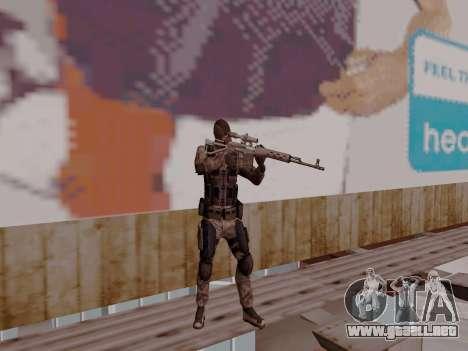 Cell para GTA San Andreas tercera pantalla