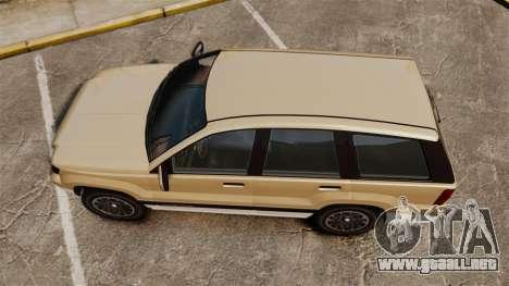 GTA V Canis Seminole para GTA 4 visión correcta
