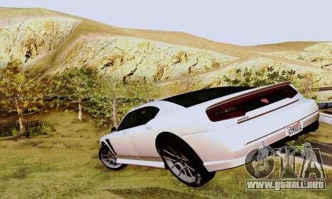 Búfalo de GTA V para el motor de GTA San Andreas