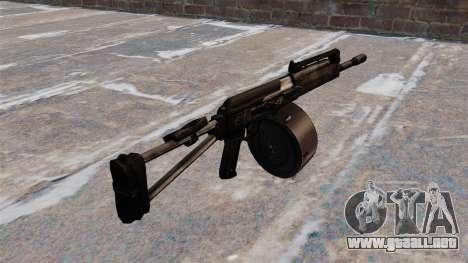 Escopeta saIga-12 para GTA 4 segundos de pantalla