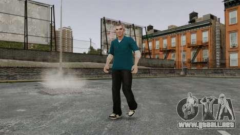 Ropa Pakki para GTA 4