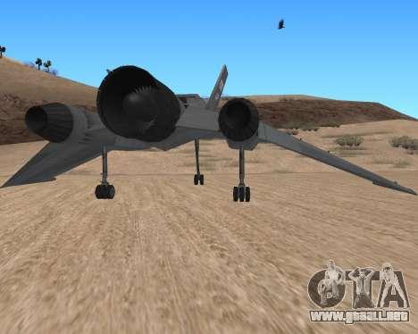 StarGate F-302 para GTA San Andreas