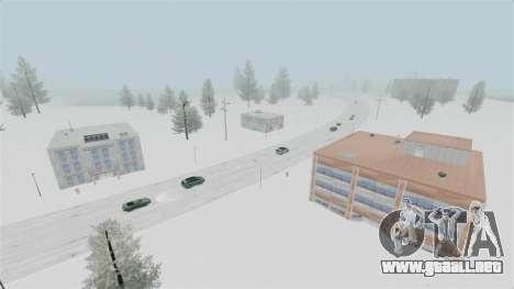 Ubicación del país de las maravillas del Ártico para GTA 4 séptima pantalla