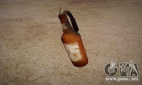 Cóctel Molotov de Left 4 Dead 2 para GTA San Andreas