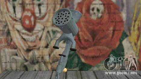 Picadora de carne para GTA San Andreas