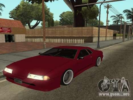 JTX Tuned Elegy para GTA San Andreas