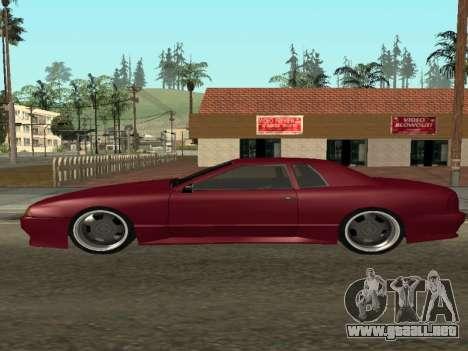 JTX Tuned Elegy para GTA San Andreas left