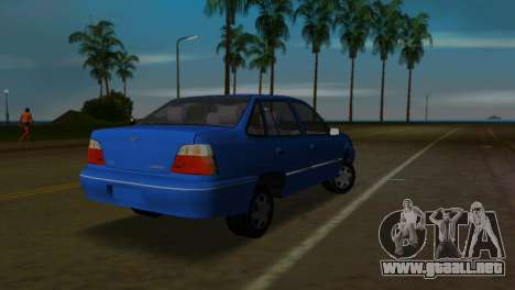 Daewoo Cielo para GTA Vice City left