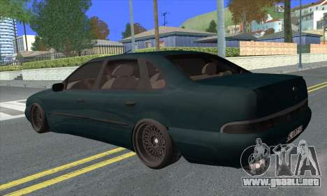 Ford Scorpio MkII V8 para GTA San Andreas left