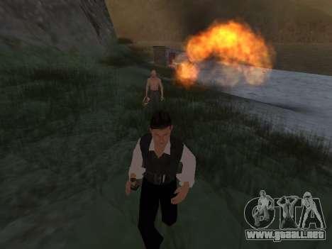 Un mito sobre el pescador para GTA San Andreas quinta pantalla