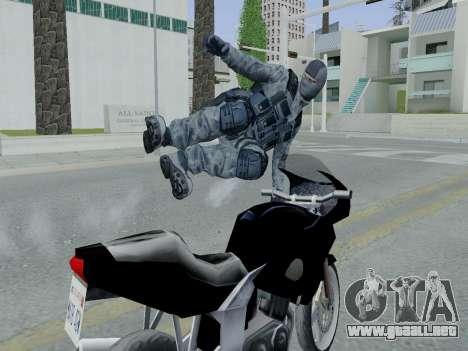 Cell para GTA San Andreas séptima pantalla