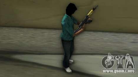 Yugo M92 para GTA Vice City segunda pantalla