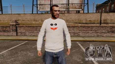 Suéter-The Joker- para GTA 4