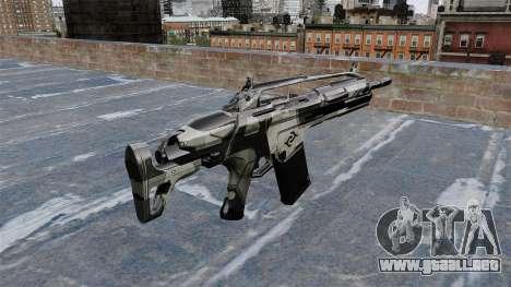 Automático Crysis 2 para GTA 4 segundos de pantalla