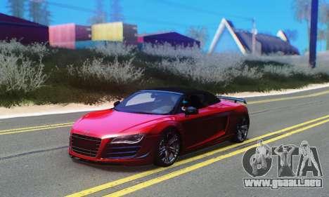 ENBSeries By AVATAR v3 para GTA San Andreas octavo de pantalla