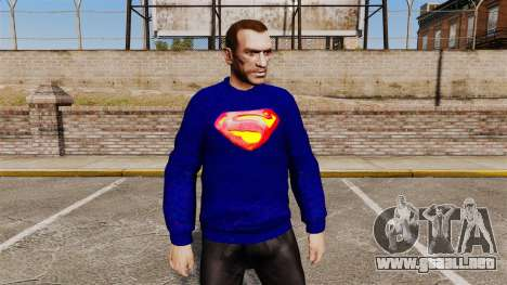 Colección de Superman para GTA 4