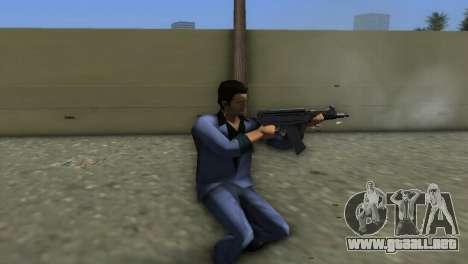 Dragunov automática compacta (MA) para GTA Vice City sexta pantalla