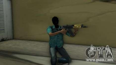 Yugo M92 para GTA Vice City sucesivamente de pantalla