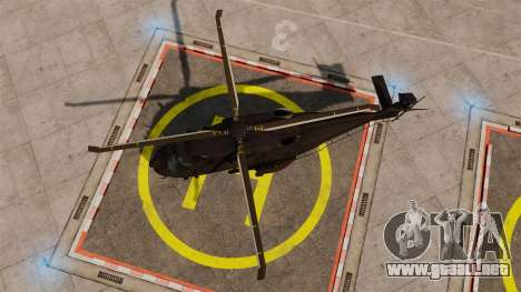 Eurocopter NHIndustries NH90 [EPM] para GTA 4 visión correcta