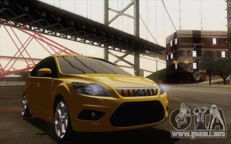 Ford Focus 2009 para GTA San Andreas