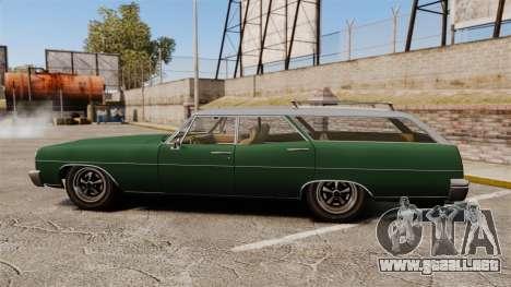 Classique Cruiser para GTA 4 left