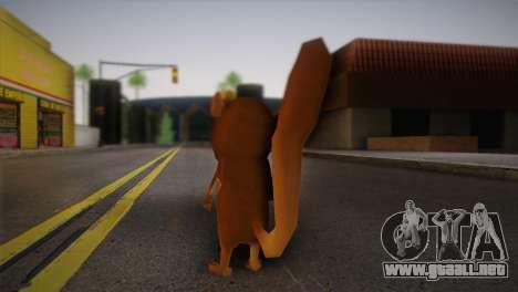 Mort para GTA San Andreas segunda pantalla
