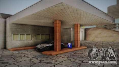 Garaje en Dorothy para GTA San Andreas tercera pantalla