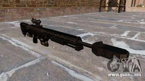 Rifle de francotirador DSR-Precision GmbH DSR-50 para GTA 4