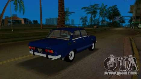 AZLK 2140 para GTA Vice City visión correcta