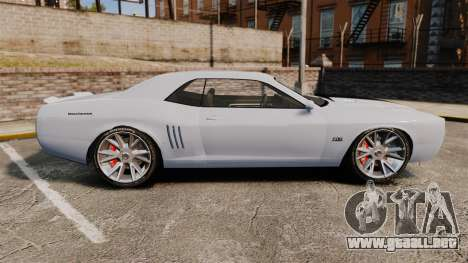 GTA V Declasse Gauntlet ZL1 2014 Facelift para GTA 4 left
