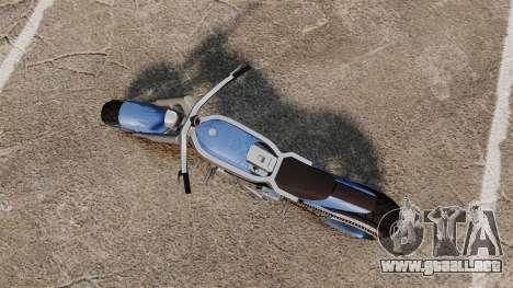 GTA IV TLAD Innovation para GTA 4 Vista posterior izquierda