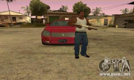 Presidente del GTA IV para visión interna GTA San Andreas