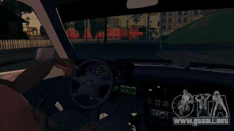 Niva 21213 STR para la visión correcta GTA San Andreas