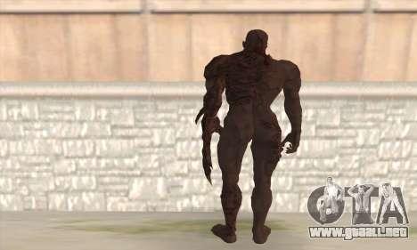 Tyrant T002 para GTA San Andreas segunda pantalla
