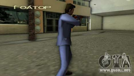 Vz-58 para GTA Vice City quinta pantalla