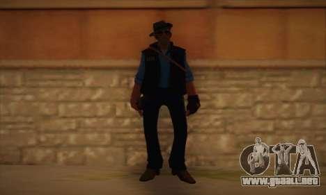 Francotirador de piel de Team Fortress 2 para GTA San Andreas