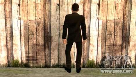Smith, de la matriz de la película para GTA San Andreas segunda pantalla